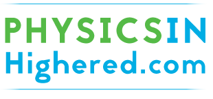 Physics in Higher Education